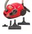 Podlahový vysavač Electrolux SuperCyclone ESC61LR červený