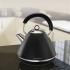 Rychlovarná konvice Morphy Richards Accents Rosegold retro MR-102104 černá