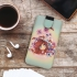 """Pouzdro na mobil flipové FIXED Soft Slim s Dušinkami 5XL+ (vhodné pro 5,2"""" - 5,7"""") - motiv Přátelství"""