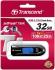 USB Flash Transcend JetFlash 790K 32GB černý/modrý