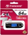 USB Flash Transcend JetFlash 790K 64GB černý/modrý
