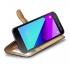 Pouzdro na mobil flipové Celly Wally pro Samsung Galaxy Xcover 4 (G390) černé