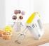 Ruční šlehač Bosch MFQ2210Y bílý/žlutý