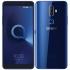 Mobilní telefon ALCATEL 3V modrý