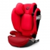 Autosedačka Cybex Solution S-fix 2018, 15-36kg, Rebel Red