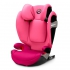 Autosedačka Cybex Solution S-fix 2018, 15-36kg, Passion Pink