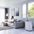 Mobilní klimatizace Electrolux EXP26U758CW šedá/bílá