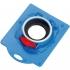 Sáčky do vysavače ETA UNIBAG startovací set č. 5 9900 68050 - 1 x adaptér + 2 x sáček 3 l bílý/modrý