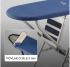 Žehlicí prkno JATA 848N šedé/modré