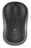 Myš Logitech Wireless Mouse M185 stříbrná (/ optická / 2 tlačítka / 1000dpi)