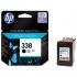Inkoustová náplň HP Photosmart No. 338, 11ml, 450 stran - originální černá