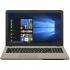"""Notebook Asus X540UB-DM195T černý/zlatý (i5-8250U, 8GB, 256GB, 15.6"""", Full HD, DVD±R/RW, nVidia MX110, 2GB, BT, CAM, W10 Home )"""