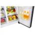 Americká lednice LG GSX960MTAZ černá