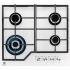 Plynová varná deska Electrolux Inspiration KGG6436W bílá