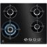 Plynová varná deska Electrolux KGG6438K černá