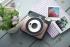 Digitální fotoaparát Fujifilm Instax Square SQ 6 černý/zlatý