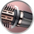 Kulma rotační Remington Keratin Protect AS8810 šedá