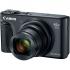 Digitální fotoaparát Canon PowerShot SX740 HS, TRAVEL KIT černý