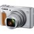 Digitální fotoaparát Canon PowerShot SX740 HS, TRAVEL KIT stříbrný