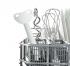 Ruční šlehač s mísou Bosch MFQ3561W šedý/bílý