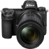 Digitální fotoaparát Nikon Z6 + 24-70 + adaptér bajonetu FTZ + 64 GB XQD karta  černý
