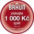 Epilátor Braun Silk-épil 9 9-561 Wet/Dry NEW bílý/zlatý