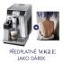 Espresso DeLonghi PrimaDonna Elite ECAM 650.75 MS stříbrné + dárek