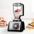 Kuchyňský robot Bosch MC812M865 černý/nerez
