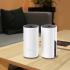 Komplexní Wi-Fi systém TP-Link Deco M4 (2-Pack) + IP TV na 1 měsíc ZDARMA bílý