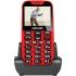Mobilní telefon Evolveo EVOLVEO EasyPhone XD pro seniory červený