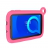 Dotykový tablet ALCATEL 1T 7 2019 KIDS + ochranný obal černý/růžový