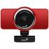 Webkamera Genius ECam 8000, Full HD červená