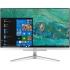 Počítač All In One Acer Aspire C22-820 stříbrný + dárek