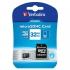 Paměťová karta Verbatim Premium micro SDHC 32GB Class 10 + adapter
