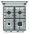 Kombinovaný sporák Gorenje K5352XF MultiAir nerez/ocel