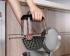 Podlahový vysavač Electrolux PURE C9 PC91-GREEN černý