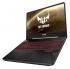 Notebook Asus TUF Gaming FX505DT-BQ051T černý