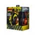 Headset Canyon CND-SGHS5 černý/oranžový