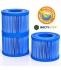Náhradní kartušové filtry Bacti-Stop® pro vířivky NETSPA