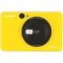 Digitální fotoaparát Canon Zoemini C žlutý
