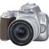 Digitální fotoaparát Canon EOS 250D + 18-55 IS STM stříbrný