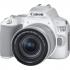 Digitální fotoaparát Canon EOS 250D + 18-55 IS STM bílý