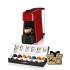 Espresso DeLonghi Nespresso Essenza Plus EN200.R červené