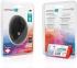 Myš Connect IT vertikální, ergonomická pro ženy černá