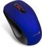 Myš Connect IT Mute modrá