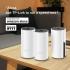 Komplexní Wi-Fi systém TP-Link Deco E4 (3-pack) bílý