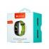 Fitness náramek Canyon CNS-SB41BR černý/zelený