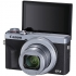 Digitální fotoaparát Canon PowerShot G7X Mark III stříbrný