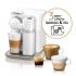 Espresso DeLonghi Nespresso Gran Lattissima EN650.W bílé