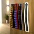 Zásobník na kapsle Tavola Swiss CapsStore WAVE pro 10 ks kapslí Nespresso, bílá